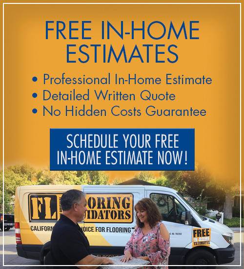 Free In Home Estimates