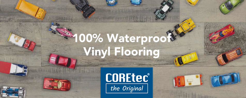 COREtec, Waterproof Vinyl FLooring